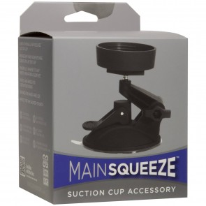 Doc Johnson Main Squeeze - Suction Cup - Accessory