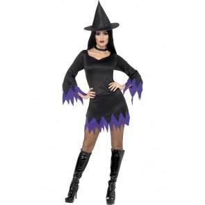 Fever Witch Costume-Large
