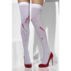 Fever Blood Stained White Stockings